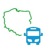 Bilety online na krajowe połączenia autokarowe