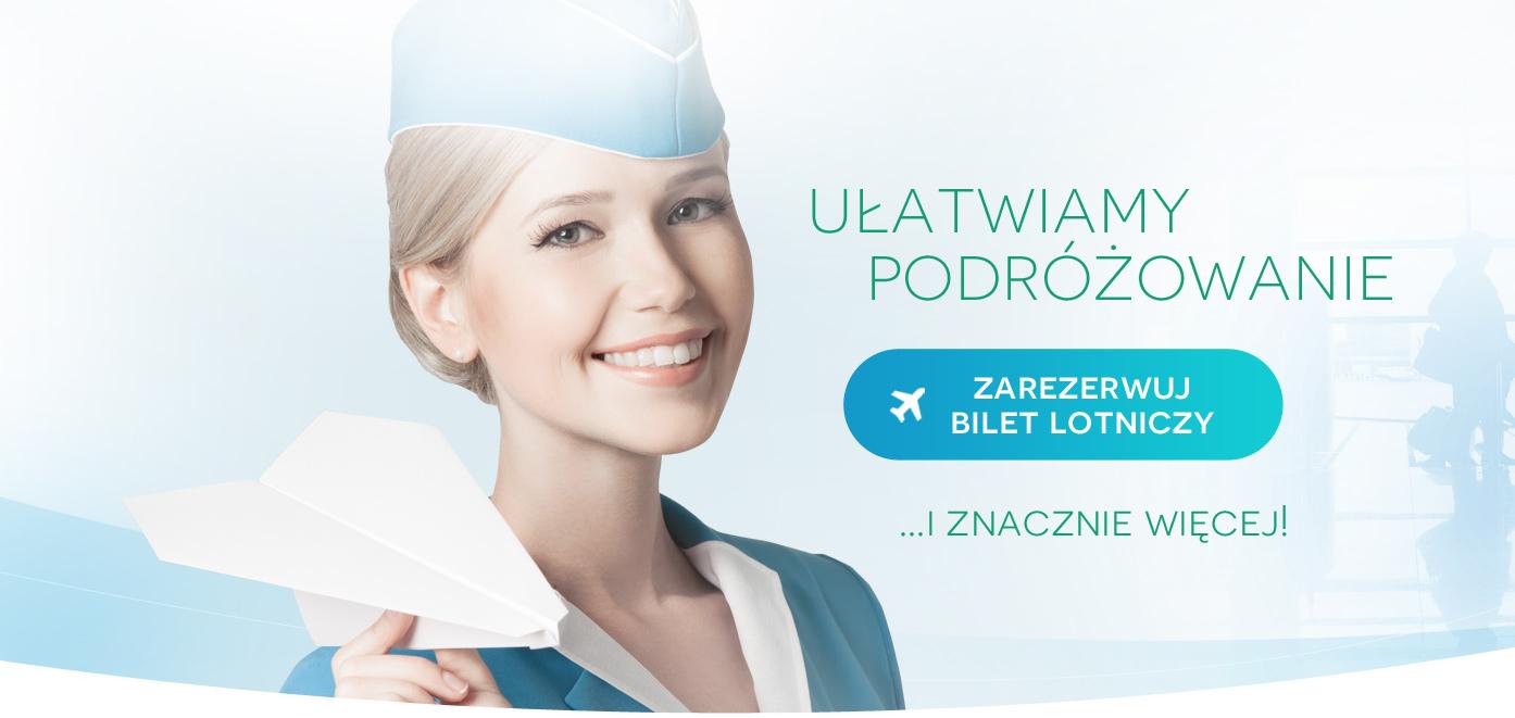 Rezerwacja biletów lotniczych Bydgoszcz CROSS TRAVEL